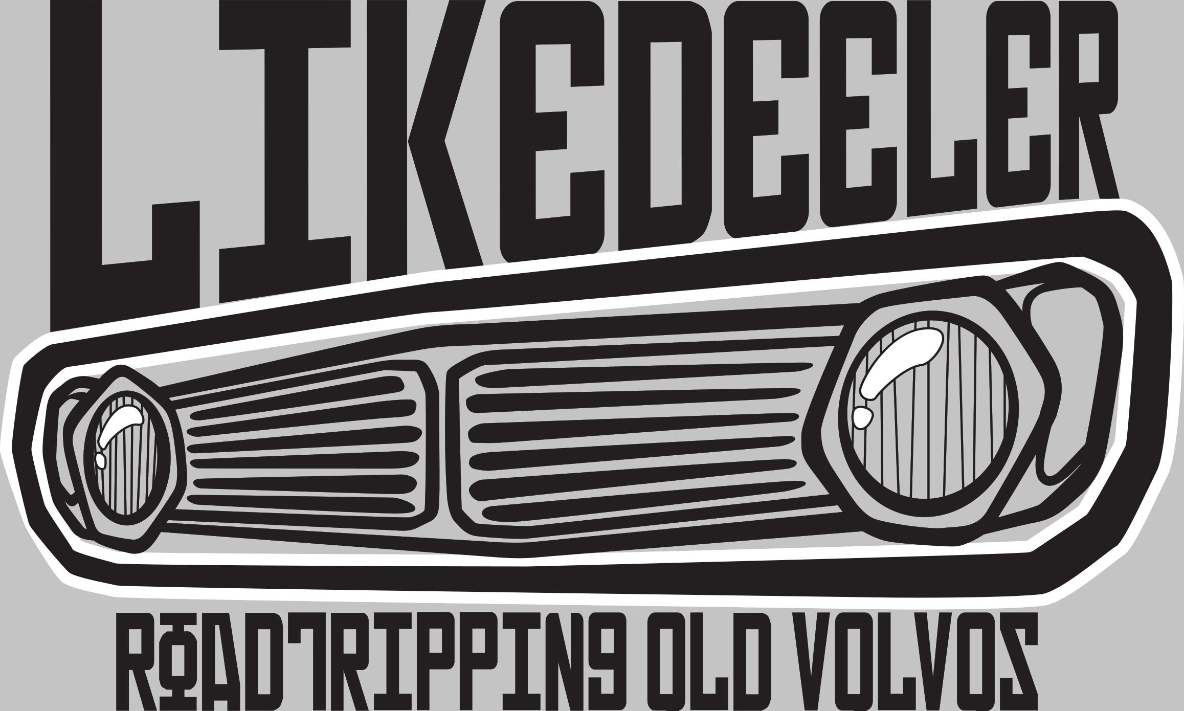 Likedeelerblog – roadtripping old volvos